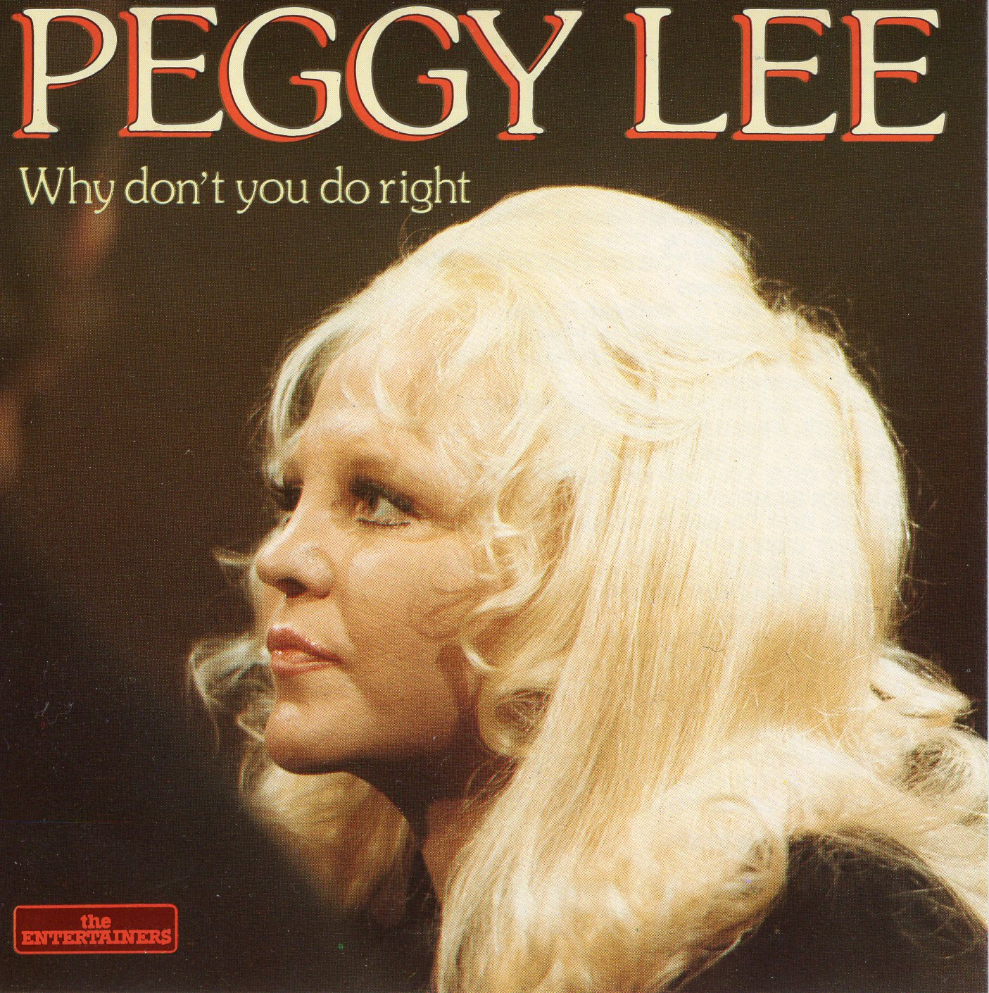 """Why Don't You Do Right"" Peggy Lee"