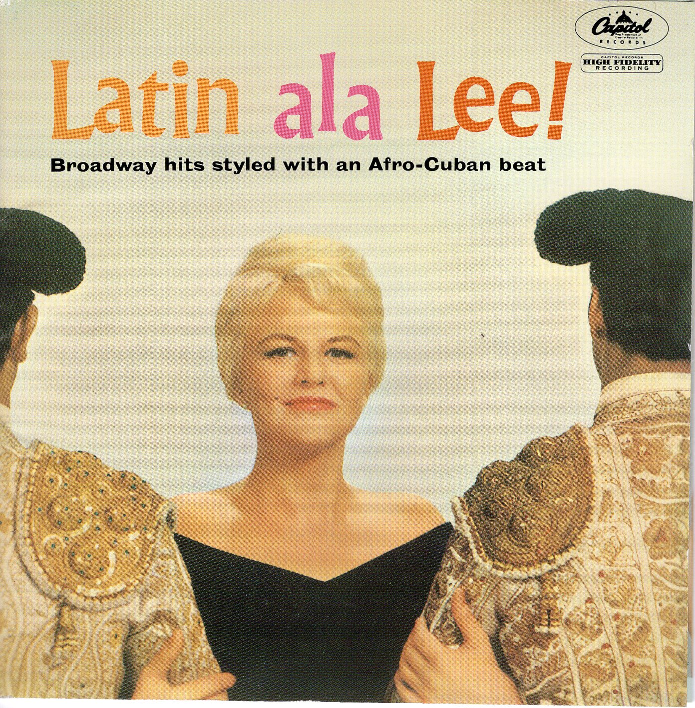 """Latin Ala Lee! Broadway Hits Style With An Afro-Cuban Beat"""