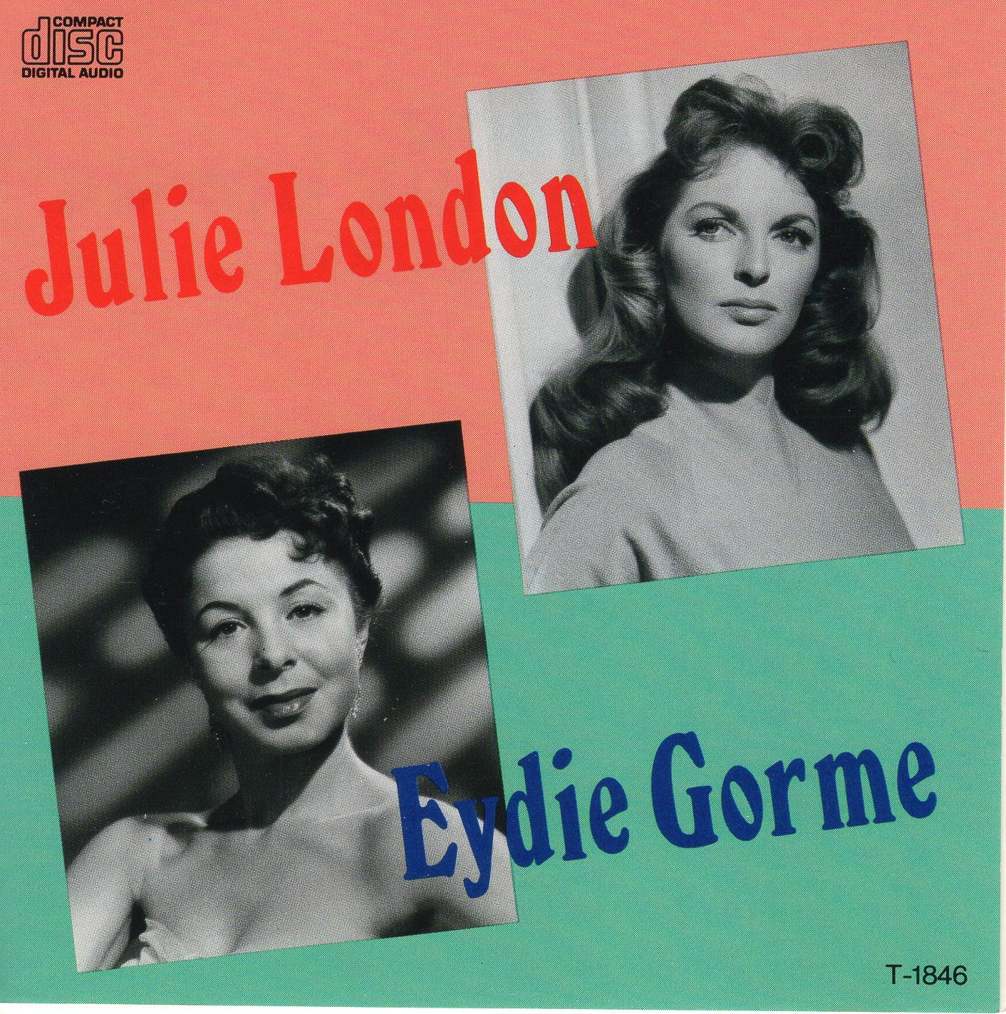 """Julie London, Eydie Gorme"" Eydie Gorme, Julie London"