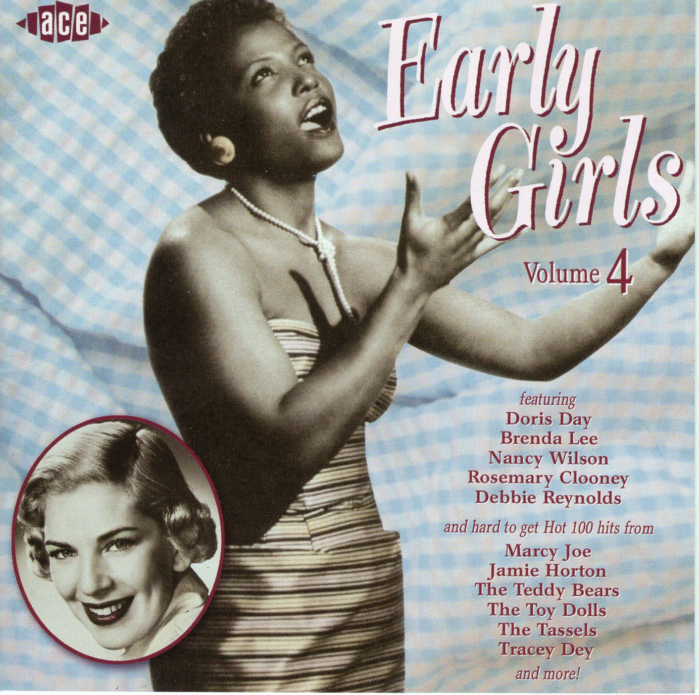 """Early Girls Volume 4"""