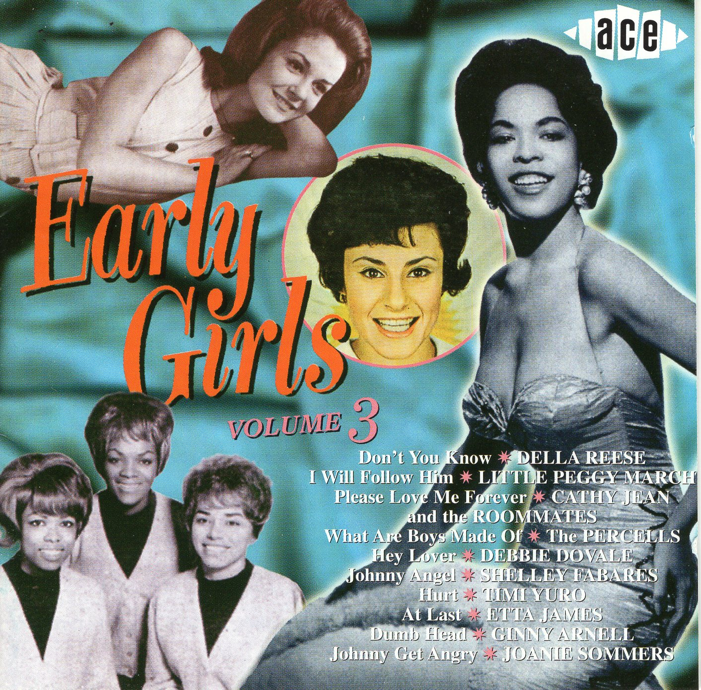 """Early Girls Volume 3"""