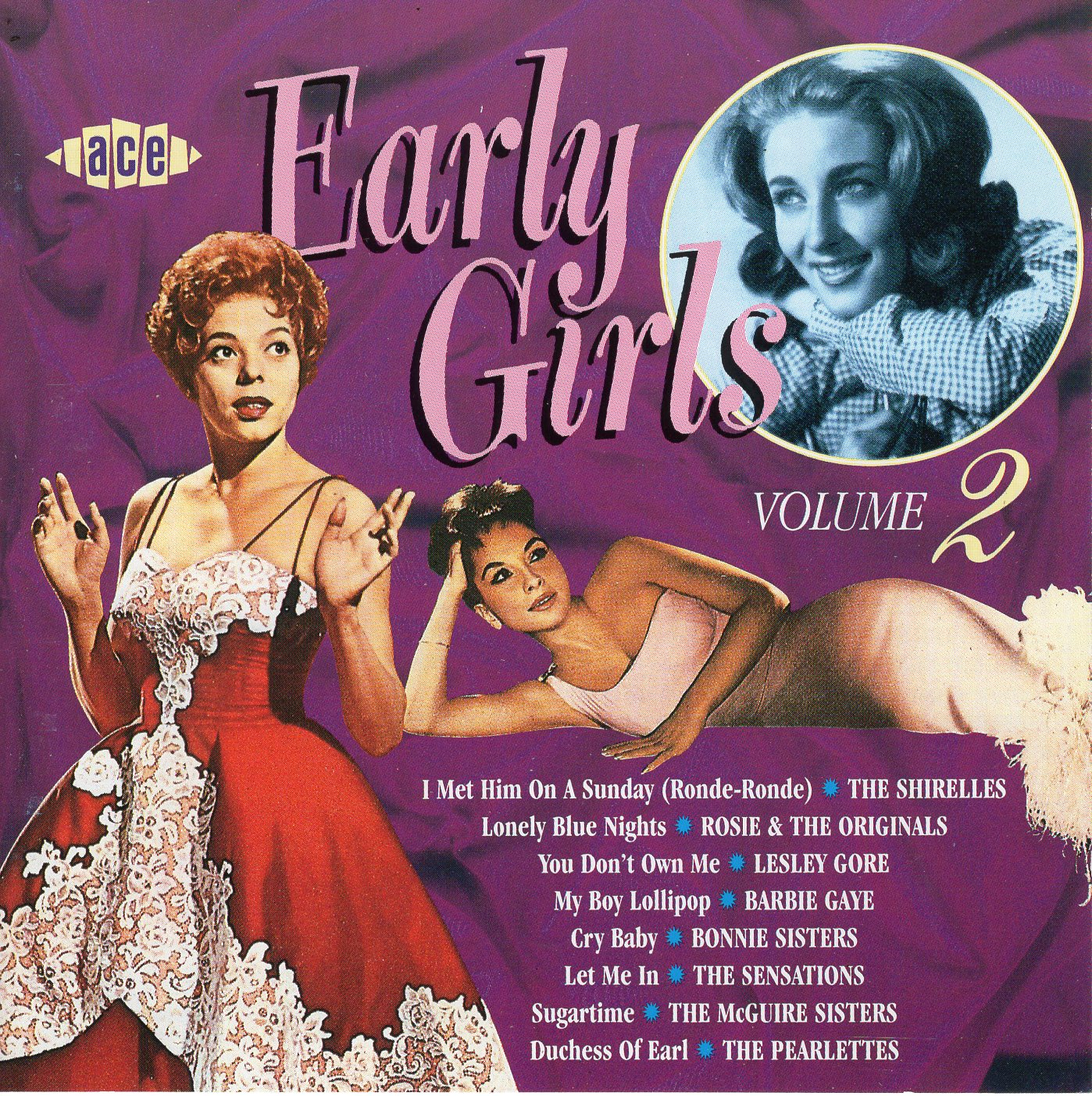 """Early Girls Volume 2"""
