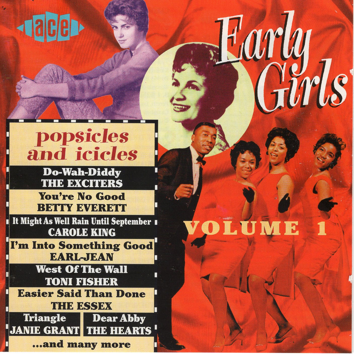 """Early Girls Volume 1"""