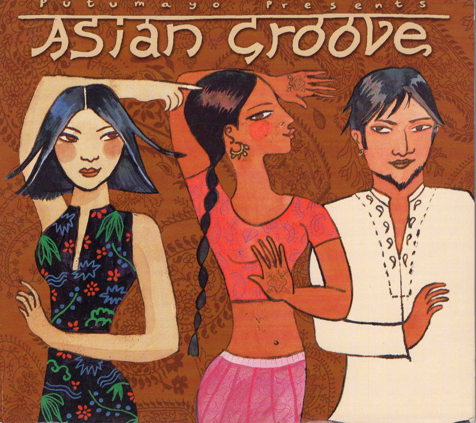 """Asian Groove"""