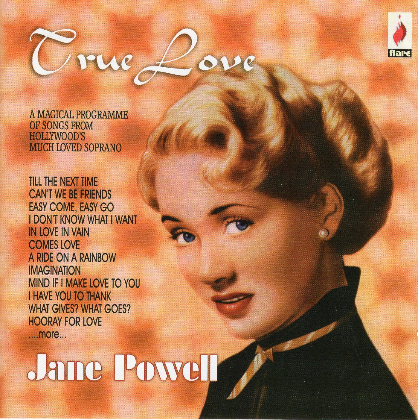 """True Love"" Jane Powell"