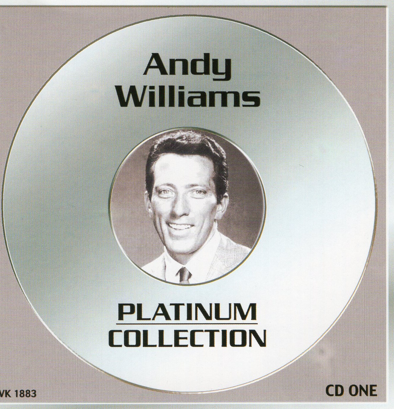 """Andy Williams Platinum Collection"" Andy Williams"