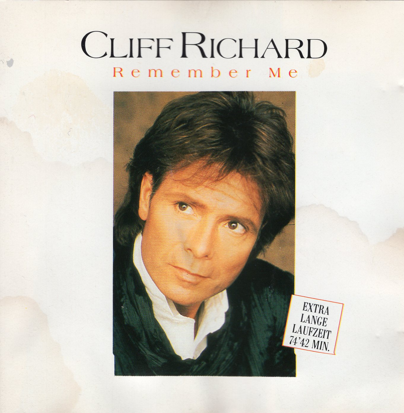 """Remember Me"" Cliff Richard"