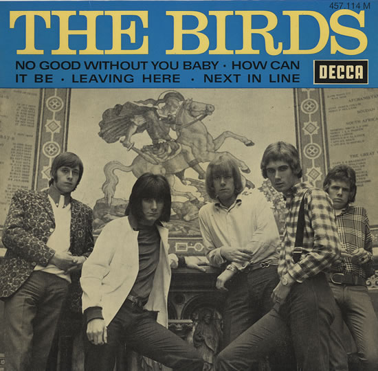 """40 Jahre Hits"" The Birds"