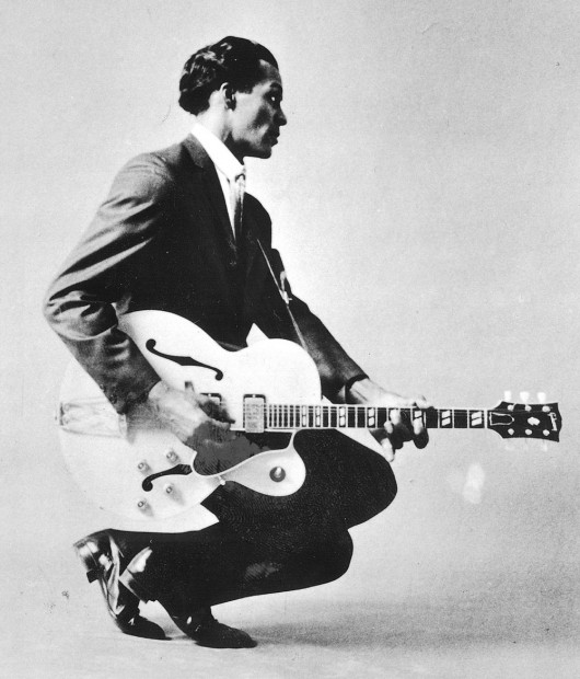 """120% Fifties"" Chuck Berry"