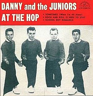 """120% Fifties Disc 2"" Danny & The Juniors"