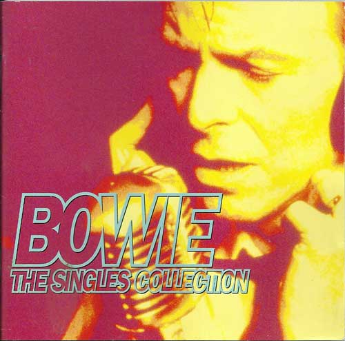 """Z03 Singles Collection, Vol. 2 [EMI]"" David Bowie"