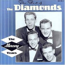 """120% Fifties CD 4 Disc 4"" The Diamonds"