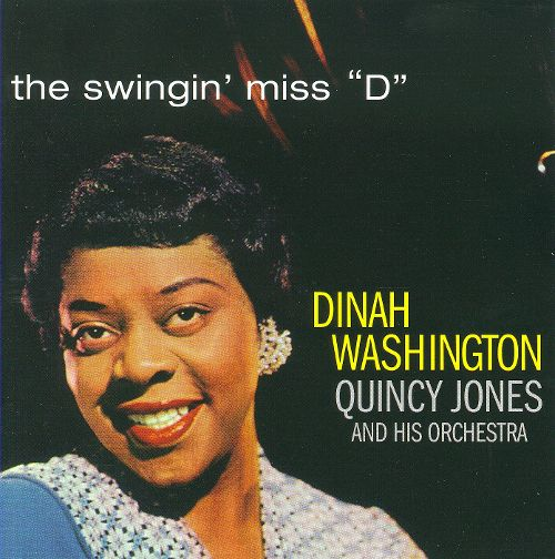 """120% Fifties CD 4 Disc 4"" Dinah Washington"