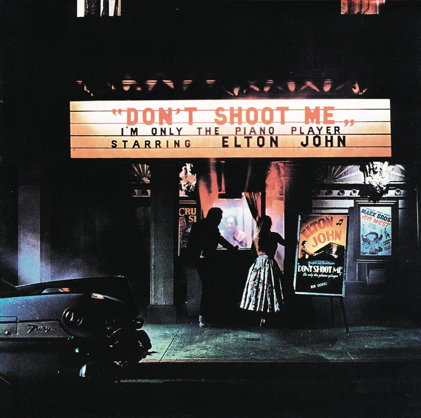 """Don't Shoot Me I'm Only The Piano Player"" Elton John"