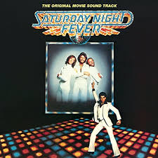 """Saturday Night Fever - John Badham /R.Stigwood pro."" Bee Gees"