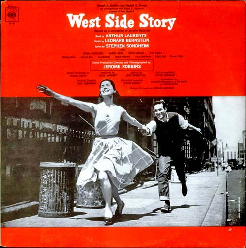 """West Side Story (1957 Original Broadway Cast Recording)"""