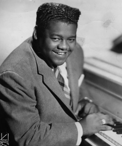 """120% Fifties CD 4 Disc 4"" Fats Domino"