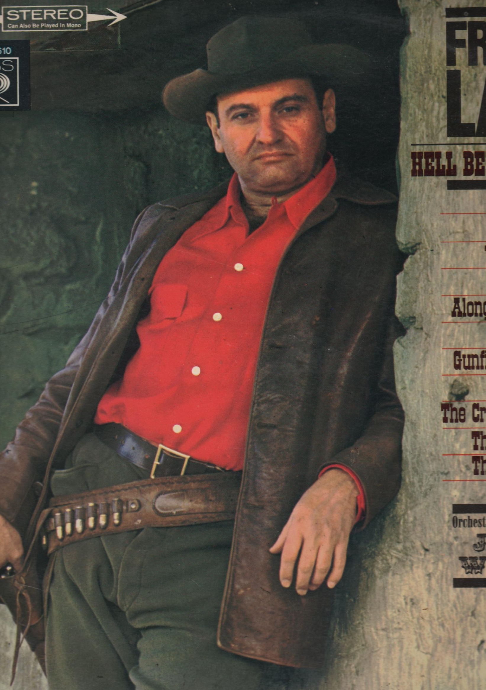 """100 Hits: Country Disc 1"" Frank Laine"