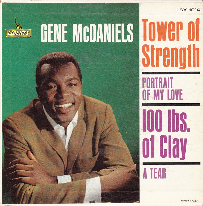 """Bacharach Collection"" Gene McDaniels"