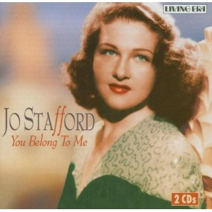 """You Belong To Me [Disc 1]"" Jo Stafford"