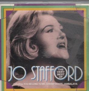"""The Very Best Of Jo Stafford"" Jo Stafford"