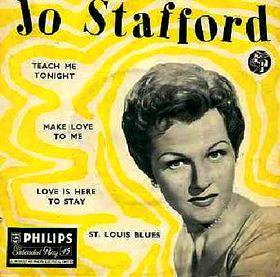 """L'Integrale Rock'n'roll  CD 4"" Jo Stafford"