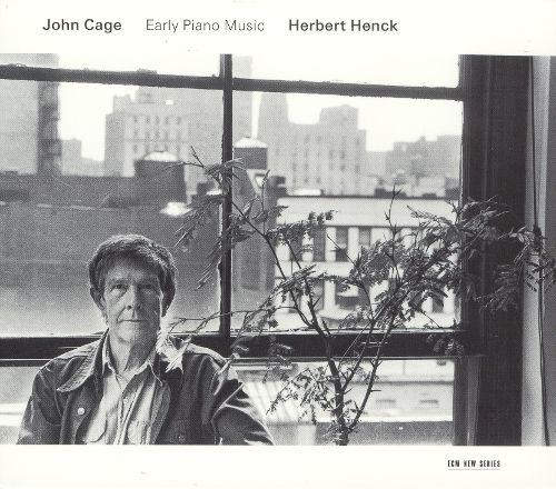 """Early Piano Music"" John Cage"