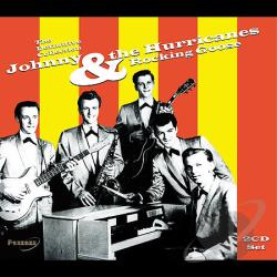 """L'Integrale Rock'n'roll CD 10"" Johnny and The Hurricanes"
