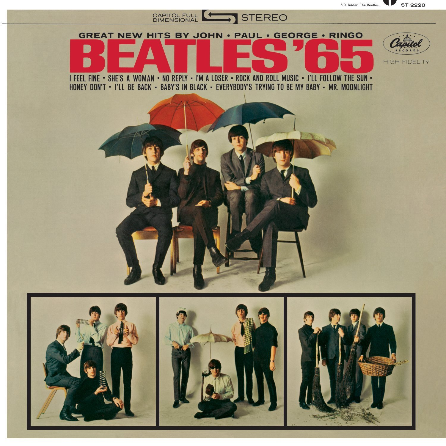 """Beatles '65"" The Beatles"