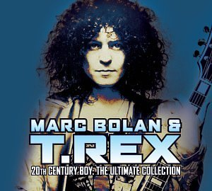 """The Ultimate Collection"" Marc Bolan & T.REX"