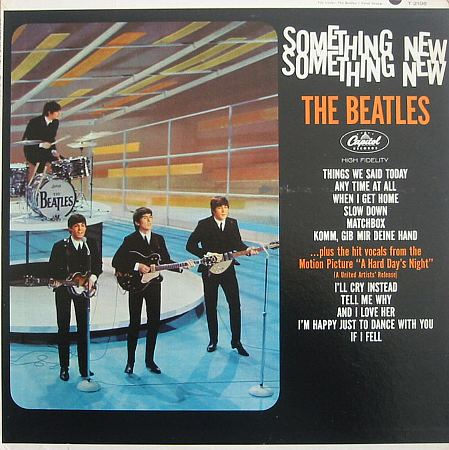 """Something New"" The Beatles"