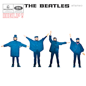 """Help! [UK]"" The Beatles"
