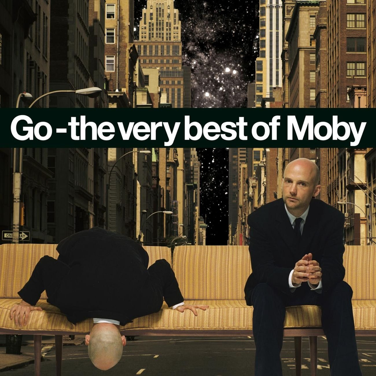 """M03 Moby Go: The Very Best of Moby Disc 1"" Moby"