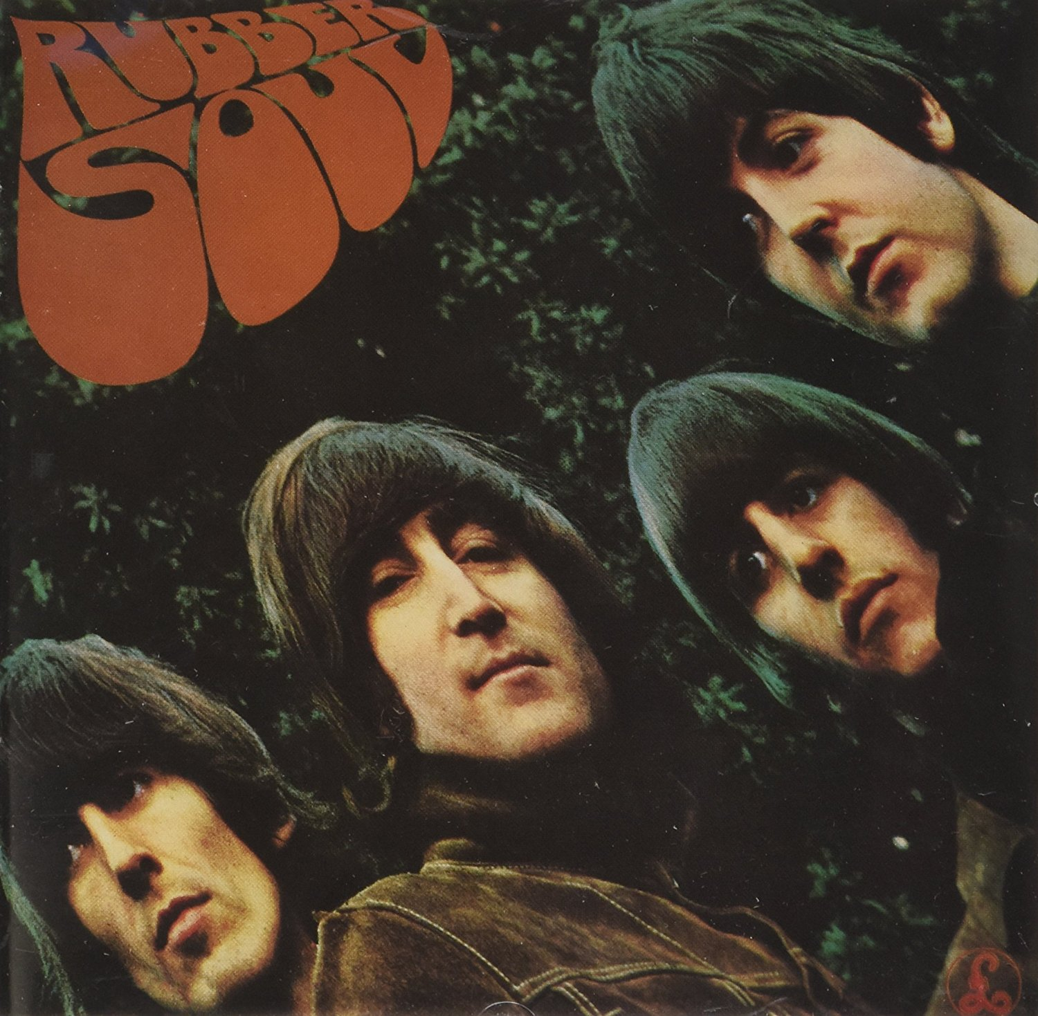 """Rubber Soul [UK]"" The Beatles"