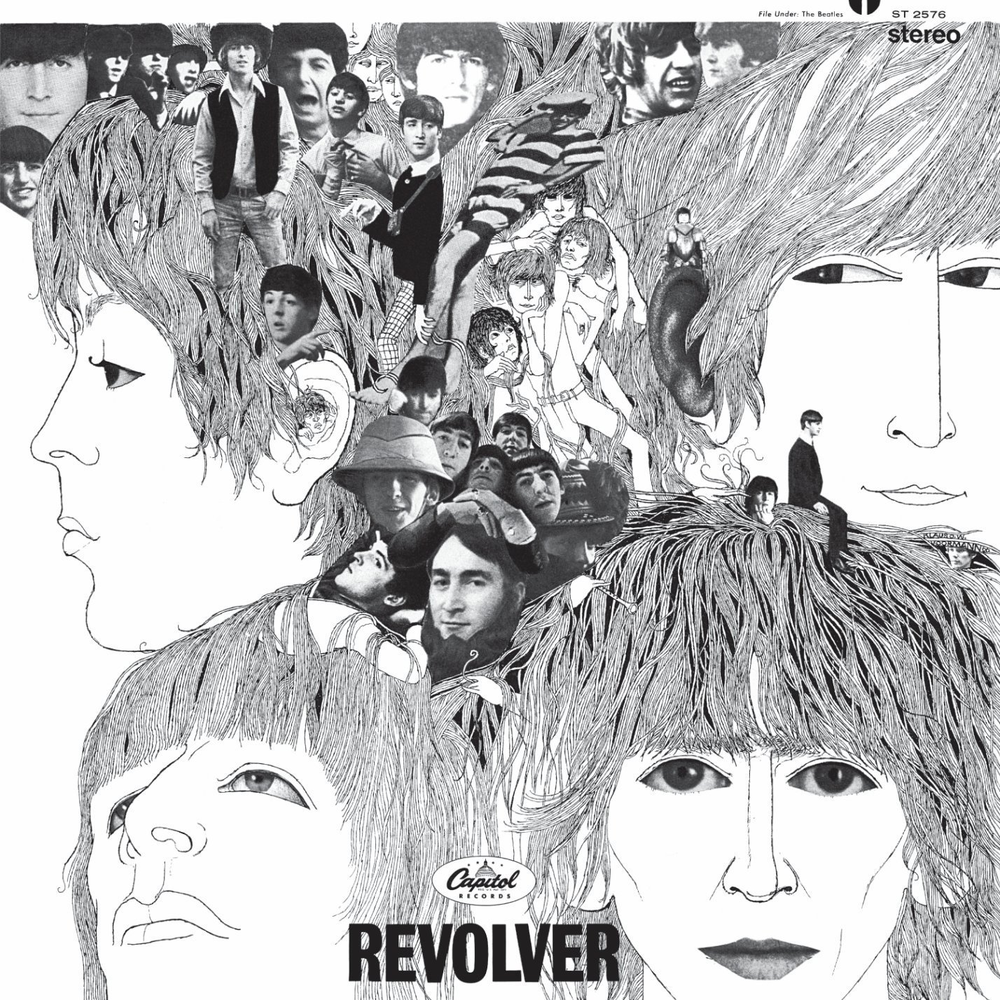 """Revolver [UK]"" The Beatles"