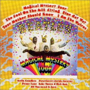 """Magical Mystery Tour"" The Beatles"