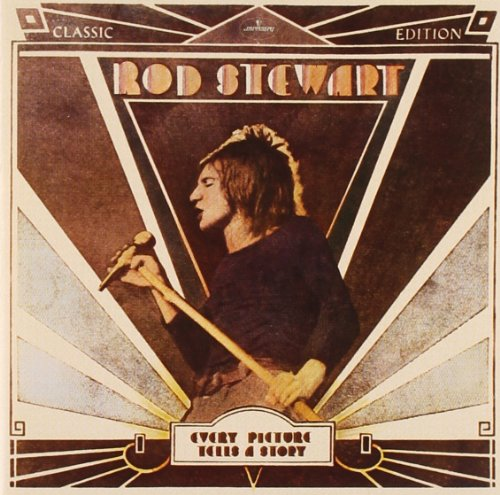 """Rod Stewart / Every Picture Tells a Story"" Rod Stewart"