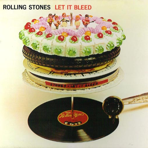 """Rolling Stones Let It Bleed"" The Rolling Stones"