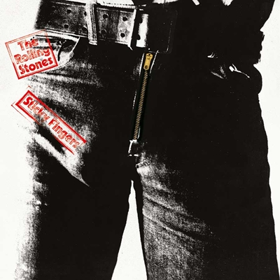 """Sticky Fingers"" The Rolling Stones"