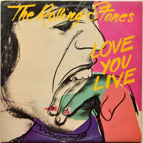 """Love You Live [Disc 1]"" The Rolling Stones"