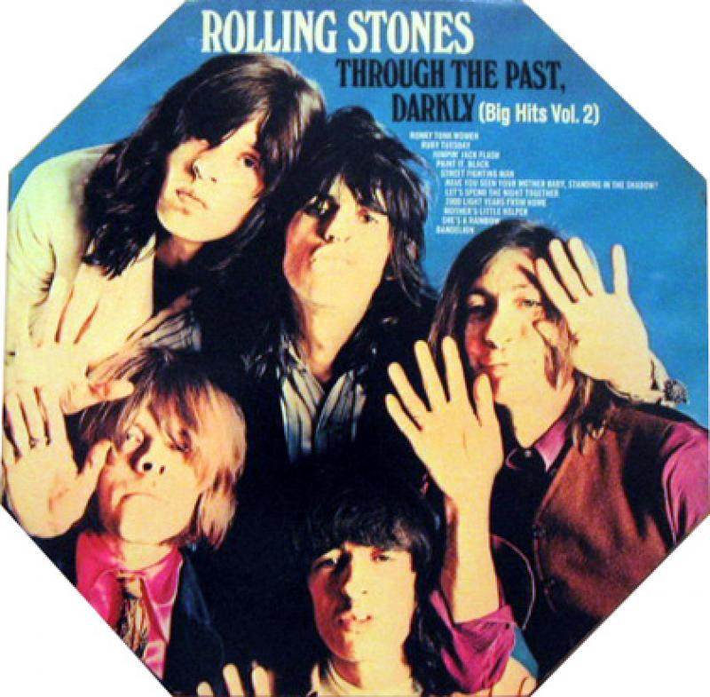 """Through The Past, Darkly (Big Hits Vol. 2)"" The Rolling Stones"