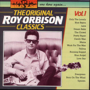 """20th Century Hits, Volume One"" Roy Orbison"