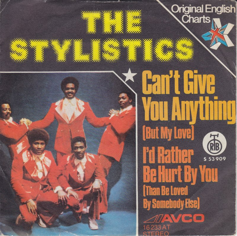 """Bacharach Collection"" The Stylistics"
