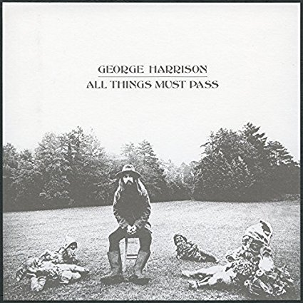 """All Things Must Pass [Disc 1]"" George Harrison"