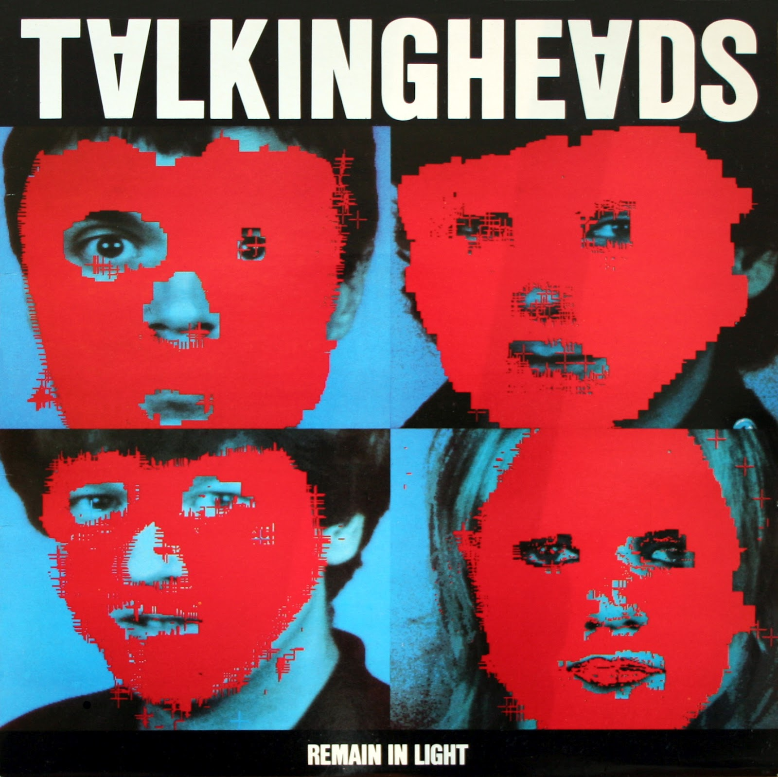 """Remain In Light"" Talking Heads"