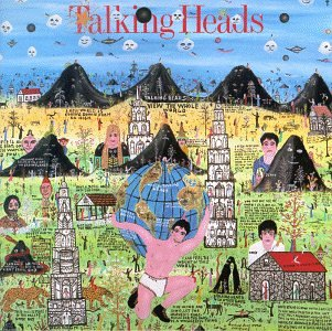 """Little Creatures"" Talking Heads"