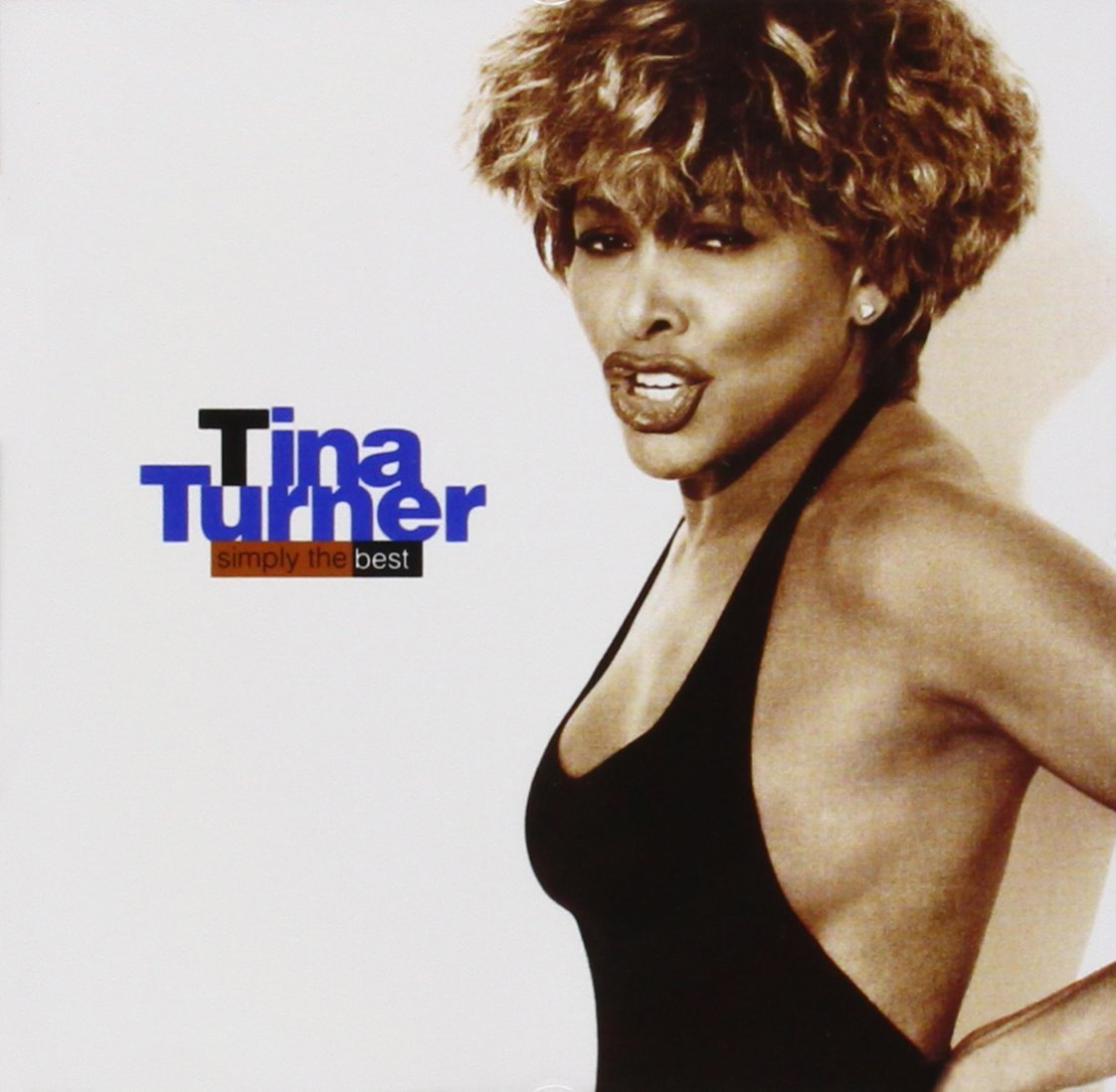 """Simply The Best (IMPORT)"" Rod Stewart, Tina Turner"