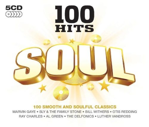 """100 Hits Soul [Disc 1]"" Ray Charles, Sly & The Family Stone, The Drifters, The O'Jays"