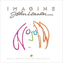 """Imagine - John Lennon"" John Lennon"