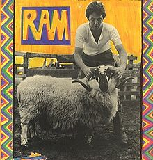 """Ram"" Paul McCartney"